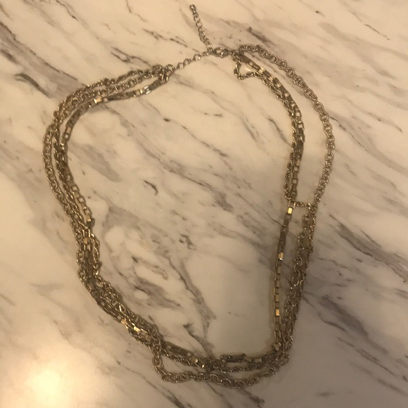 Jewelry - 3/$10 gold necklace